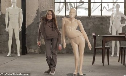 Charity creates mannequins based on the bodies of disabled people to raise awareness in the image-obsessed fashion world