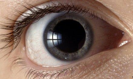 Drug lets blind eyes 'see light'