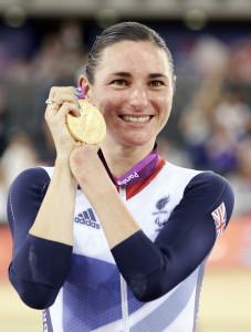 Paralympics London 2012 - ParalympicsGB - Cycling