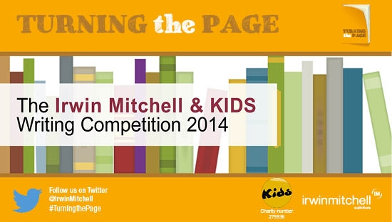 Irwin Mitchell Teams Up With Children's Charity To Launch Writing Competition