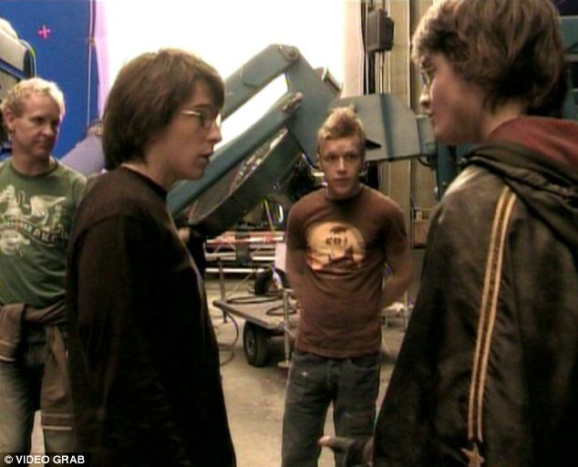 Daniel Radcliffe's stunt double speaks of moment he was paralysed