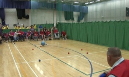 140 people take part in Dumfires and Galloway disability sport day