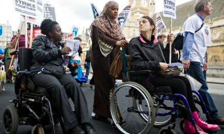 There's a better way to support disabled people – listen to us, for starters