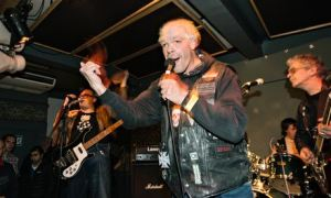 Heavy metal six-piece band Zombie Crash sold out their first London gig in 2014