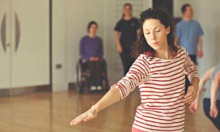 Arts head: Lucy Bennett, artistic director, Stopgap Dance Company