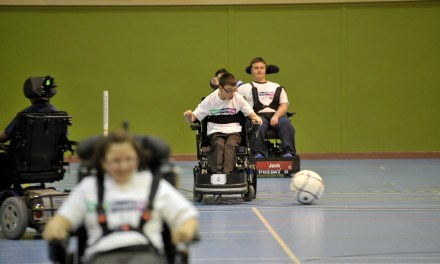 £8 million for disability sports projects