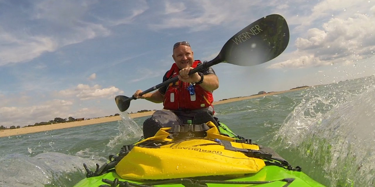 Royal Navy veteran amputee sets sail to break world record