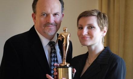 International Award for 'Choosing a Wheelchair' film