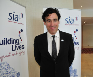 Actor Stephen Mangan hosted the Awards