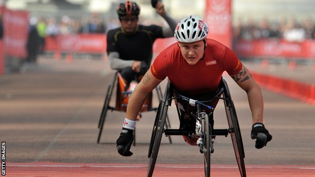 David Weir to bid for record seventh London Marathon win