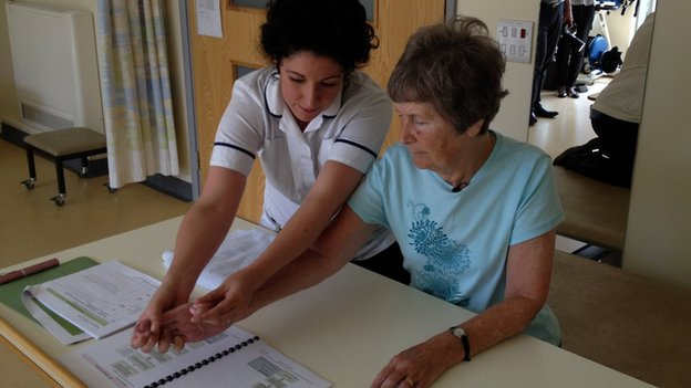 'Robot revolution' in stroke care promised