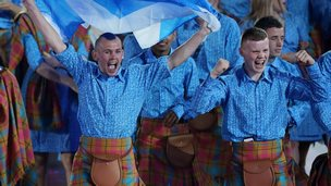 Commonwealth Games open in style