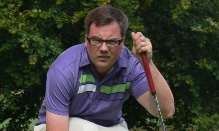Brain-injured golfer on course to Namibia
