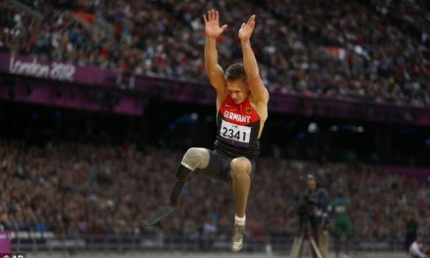 Long jump champion left out of Germany's European Championship Squad