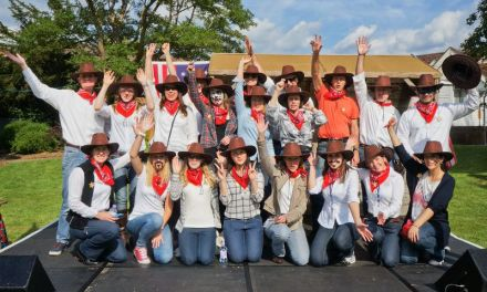 QEF heads for the Wild West