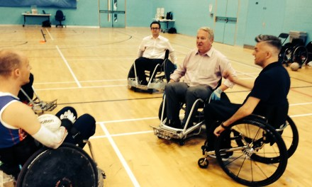 Wheelchair Rugby announces world championship squad