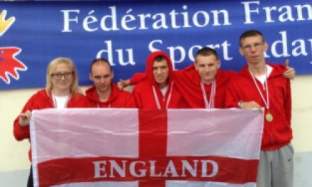 Gold medal wins help student on road to Paralympic dream