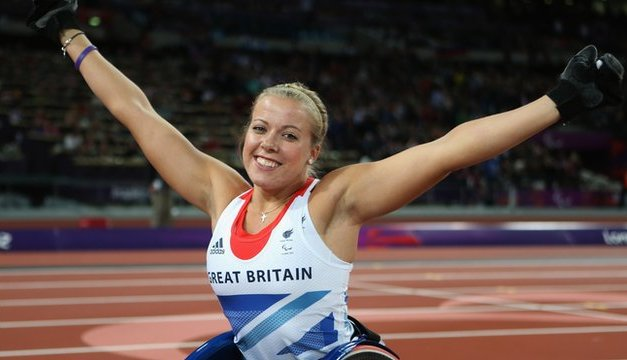 Hannah Cockroft relishing 800m challenge
