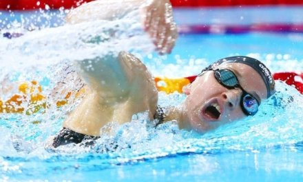 Steph Slater wins gold in Eindhoven