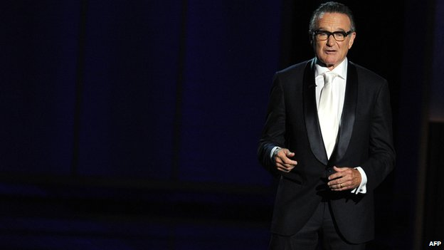 US actor Robin Williams found dead at home