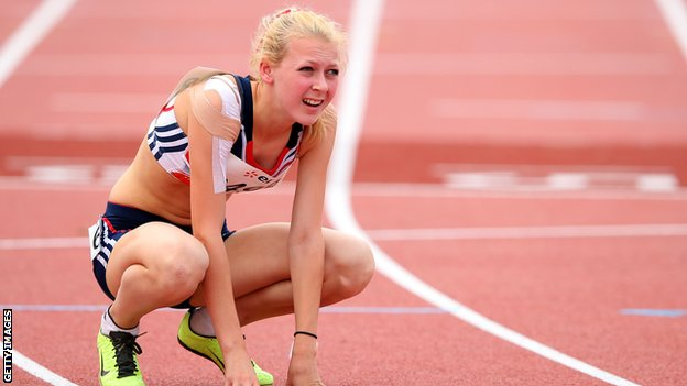 IPC European Championships: McBride boosts GB gold tally