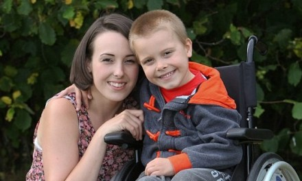Mother's fury as son, 5, is denied op for 'funding reasons'