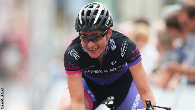 Sarah Storey wins second Para-Cycling gold at Worlds
