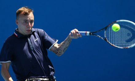 US Open 2014: Lapthorne wins, Reid and Whiley lose