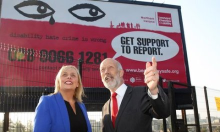 Campaign to highlight disability hate crime in Northern Ireland