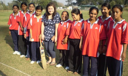 Leading The Way With  First All Female Visually Impaired Cricket Team