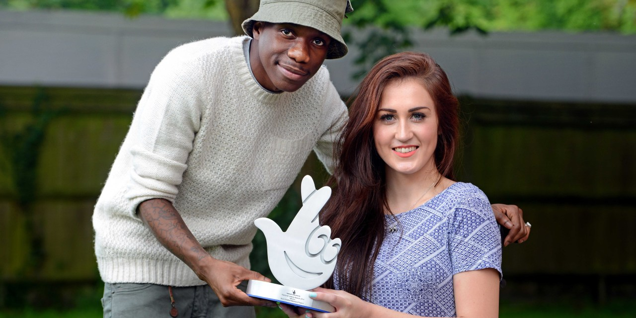 Tinchy Stryder Surprises 'Fixer' With National Award
