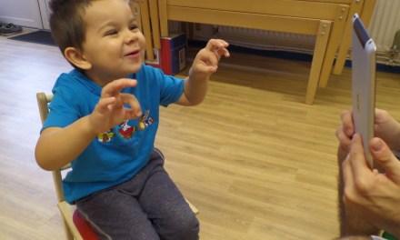 Stick 'n' Step celebrates World Cerebral Palsy Day in 60 seconds