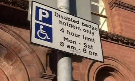 One-armed driver Lisa Schofield refused disabled parking permit