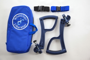 Wheelchair Liberator Bag & Equipment