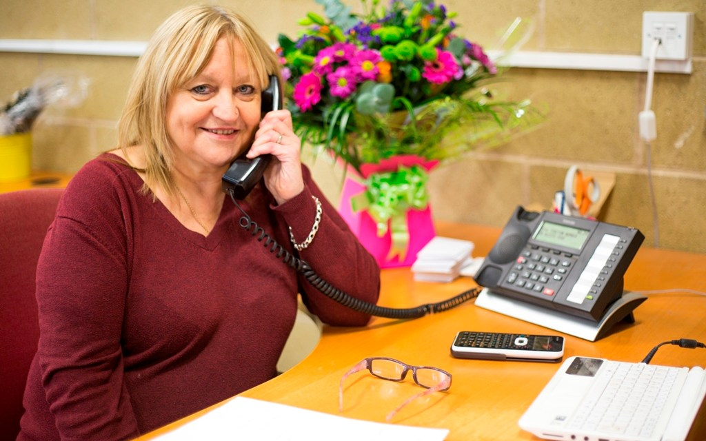 """Wisbech woman gets """"perfect"""" new job in time for Christmas"""
