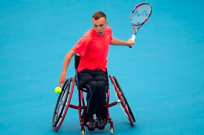 Lapthorne maintains quad singles ambitions in Melbourne