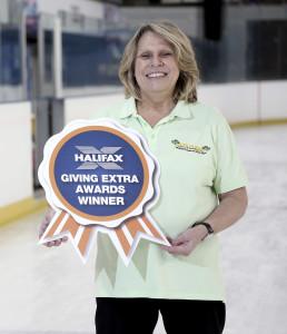 Halifax Giving Extra Award Winner