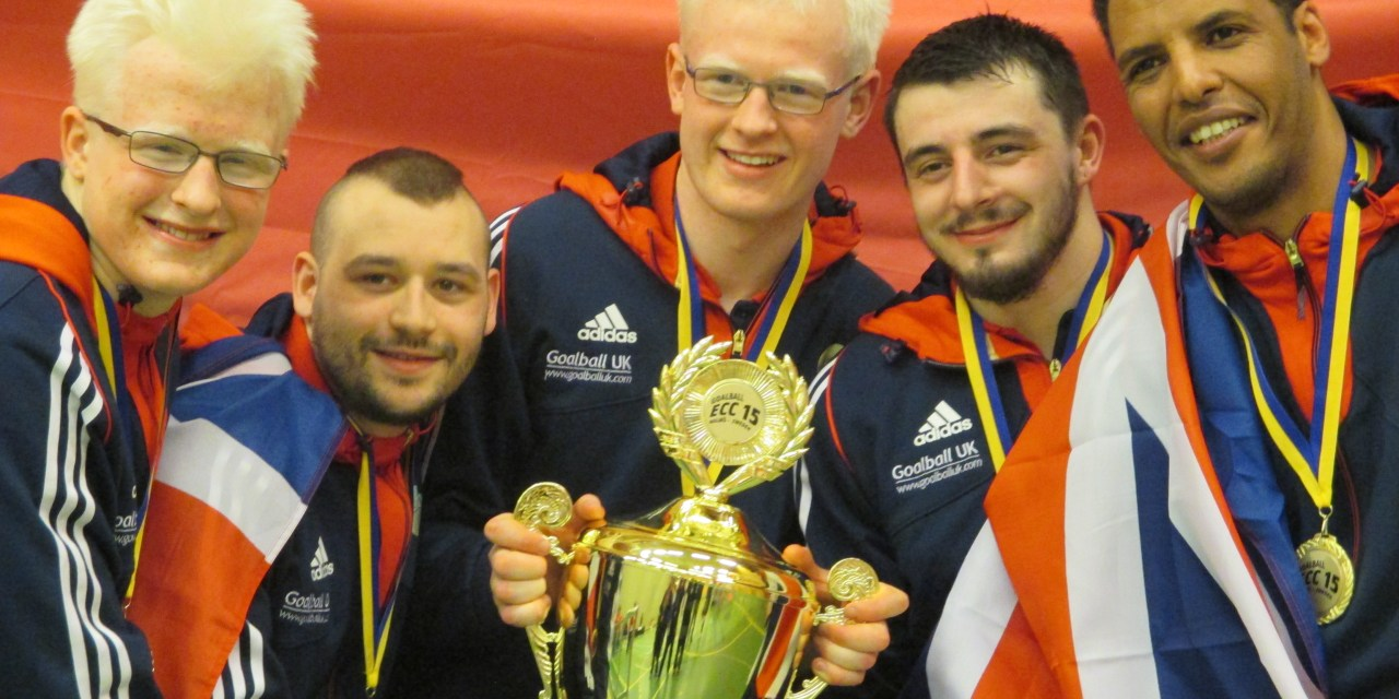Team GB take Malmo by storm at European Goalball Championship