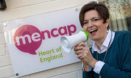 MENCAP rallying cry to politicians