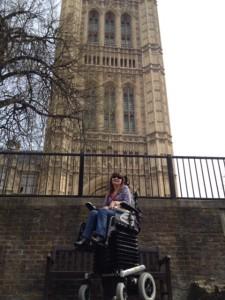 Lena_B500Neuro_Wheelchair