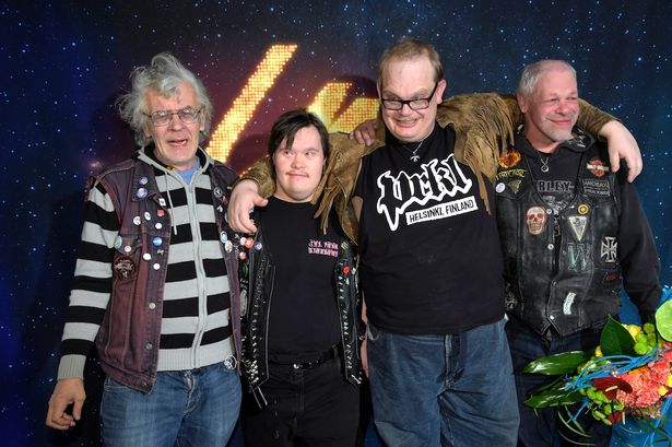 Eurovision Song Contest 2015: Finland choose punk band with learning disabilities for victory