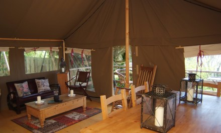 Win A Luxury Glamping Adventure!