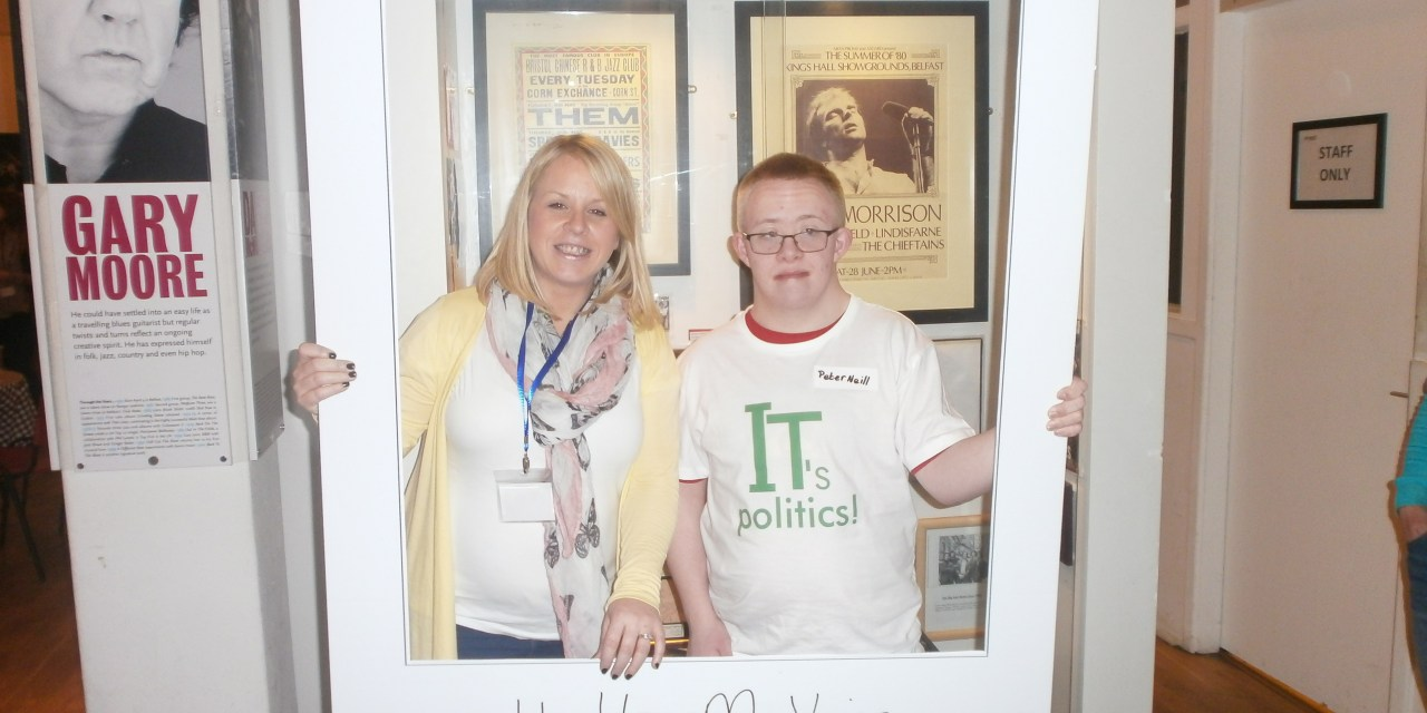 Young People with a learning disability need their voices heard