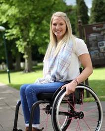 Samantha Kinghorn Pushes the Boundaries