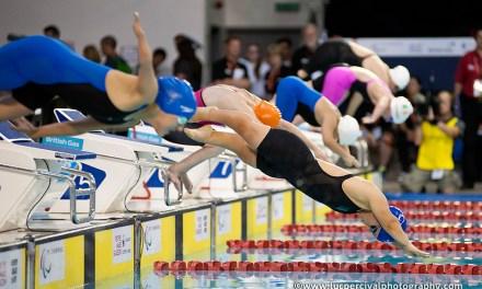 IPC Swimming World Championships Day One: Finals