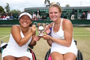 Image copyright Tennis Foundation
