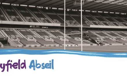 Murrayfield Abseil