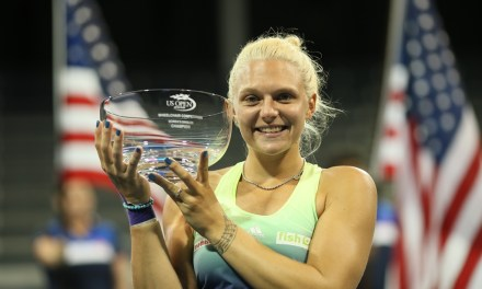 Whiley and Reid win US Open singles and doubles titles