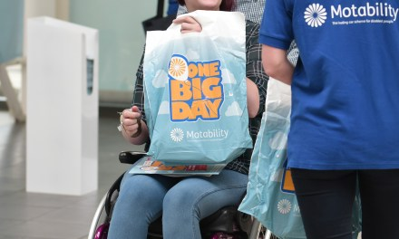 Motability's One Big Day event in Warwickshire pulls in the crowds