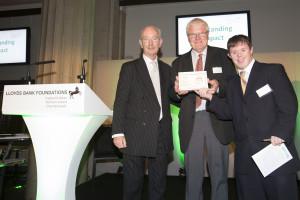 Lloyds Banks Foundation Charity Achievment Awards - Banking Hall, London.
